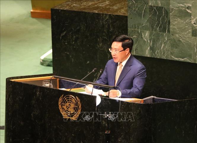 Việt Nam chủ trì phiên thảo luận mởcấp Bộ trưởng của Hội đồng Bảo an Liên hợp quốc