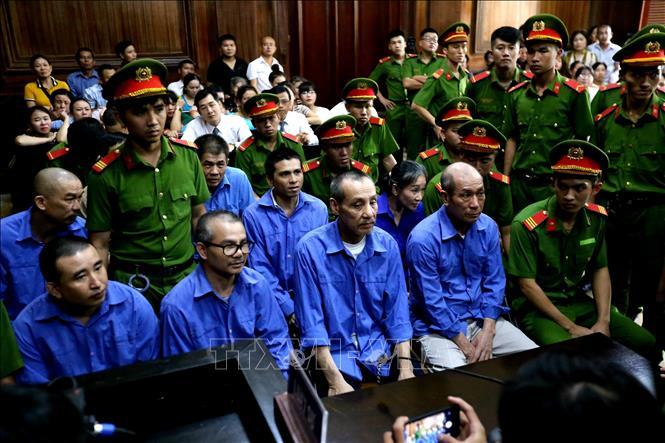 Во Вьетнаме к смертной казни приговорили сразу 11 наркоторговцев
