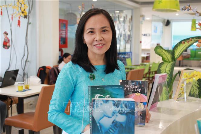 Nữ nhà giáo tiêu biểu hơn 33 năm tận tâm với nghề
