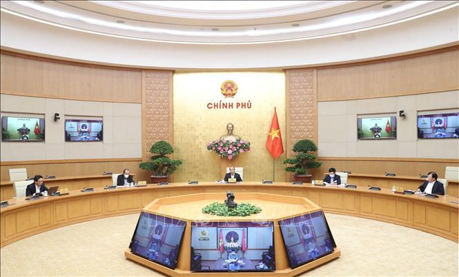 Ngày 9/4, Việt Nam thêm 4 ca mới mắc COVID-19, Thủ tướng yêu cầu xử phạt nghiêm những người không thực hiện giãn cách xã hội