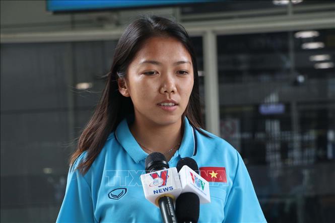Huỳnh Như được chọn tham dự chiến dịch phòng chống đại dịch COVID-19 của AFC