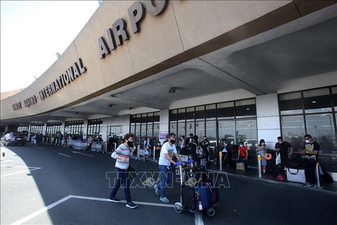 Philippines khôi phục một số chuyến bay quốc tế và nội địa