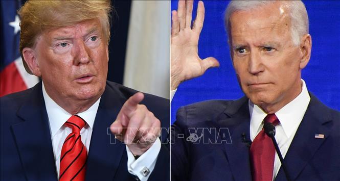 Ông Biden tiếp tục vượt qua Tổng thống Trump trong cuộc thăm dò dư luận