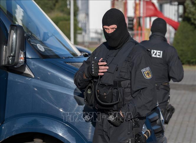 Cảnh sát Đức phá âm mưu tấn công giáo đường Do Thái
