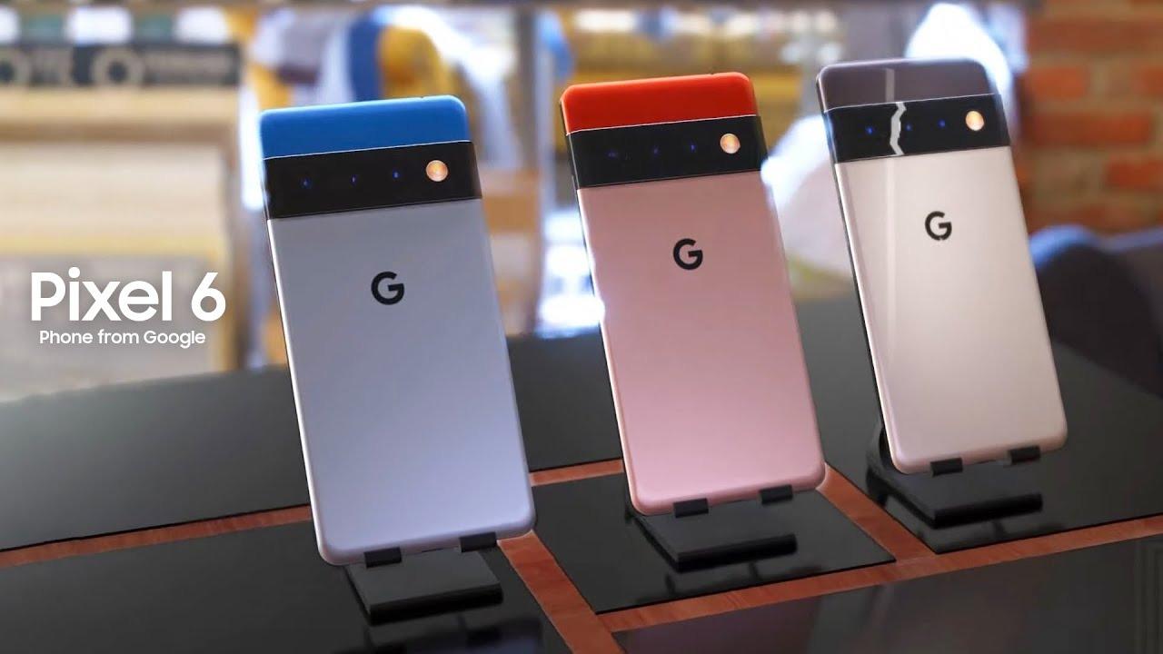 Google công bố mẫu smartphone Pixel mới