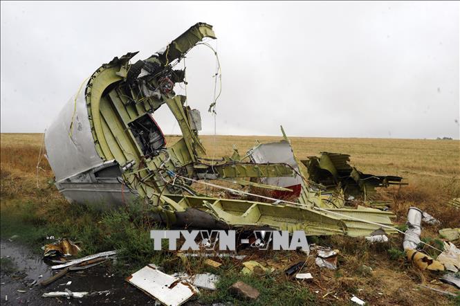 Nga: Số hiệu tên lửa bắn hạ máy bay MH17 là của quân đội Ukraine
