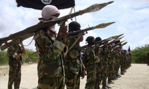 60 tay súng khủng bố của nhóm al-Shabaab ở Somalia bị tiêu diệt
