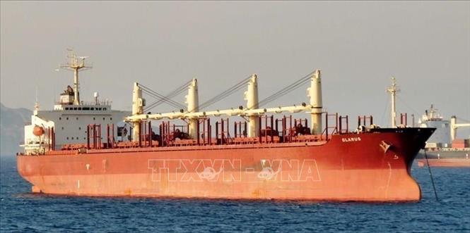 Nạn cướp biển hoành hành tại vùng Vịnh Guinea