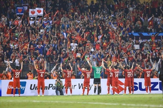 AFF Suzuki Cup 2018: Truyền thông quốc tế đánh giá cao chiến thắng của tuyển Việt Nam