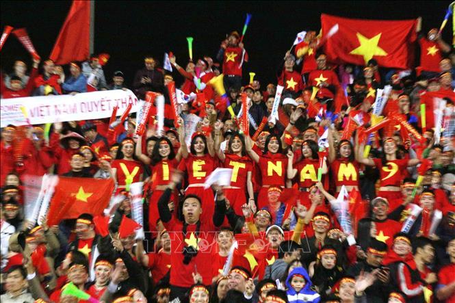 """Những lưu ý đặc biệt đối với cổ động viên """"theo chân"""" thày trò Park Hang-seo sang UAE"""