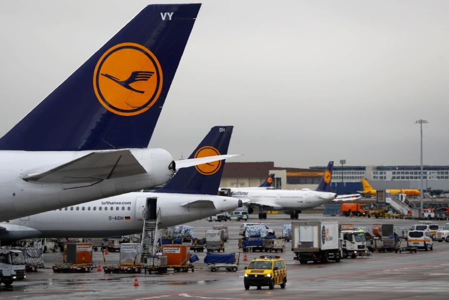 Nhân viên an ninh đình công, hàng trăm chuyến bay tại Đức bị hủy