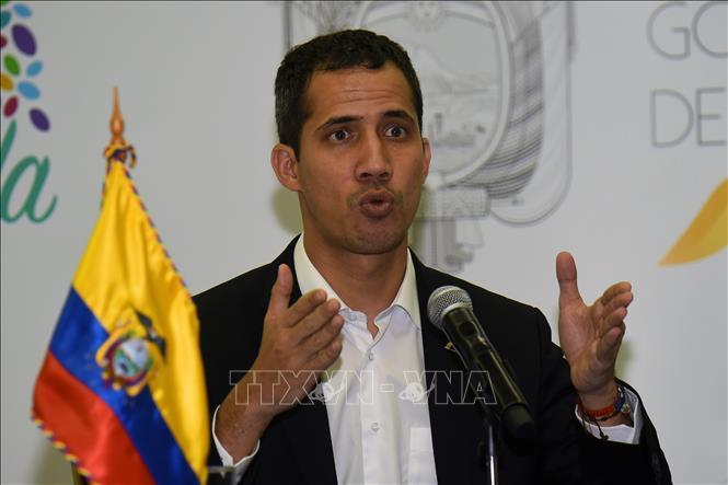 IMF không công nhận ''tổng thống tự phong'' ở Venezuela