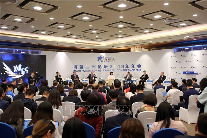 Diễn đàn châu Á Bác Ngao kêu gọi tăng cường hợp tác đa phương chống dịch COVID-19