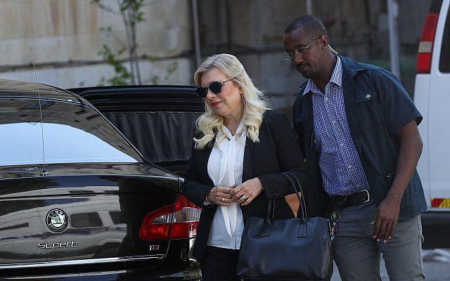Phu nhân của Thủ tướng Israel lấy tiền công quỹ để trả tiền các bữa ăn của mình