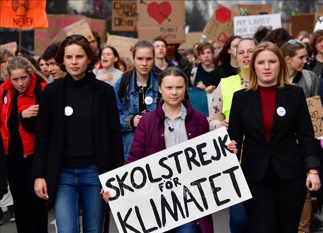 Greta Thunberg dành tiền thưởng 100.000 USD để thành lập một tổ chức phi lợi nhuận
