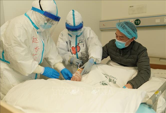 Trung Quốc ghi nhận 648 ca nhiễm nCoV mới, 97 ca tử vong trong ngày 22/2