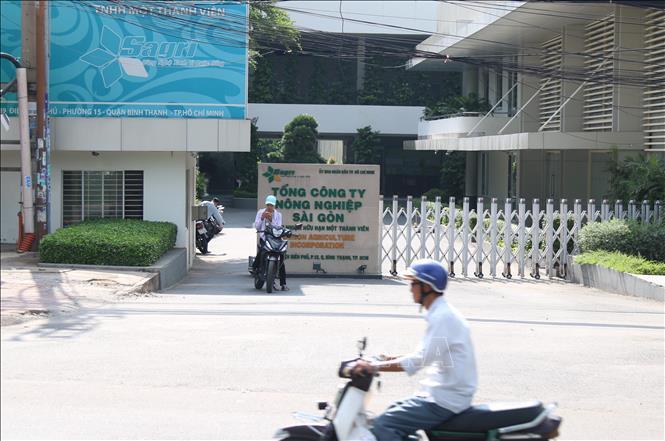 Khởi tố 5 bị can liên quan đến sai phạm xảy ra tại Tổng Công ty Nông nghiệp Sài Gòn - TNHH Một thành viên