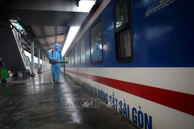 Đường sắt kiến nghị tăng tàu khách trên tuyến Hà Nội - TP Hồ Chí Minh