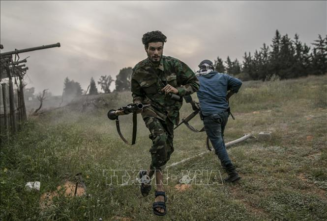 Các bên xung đột tại Libya nhất trí tái khởi động các cuộc đàm phán về lệnh ngừng bắn