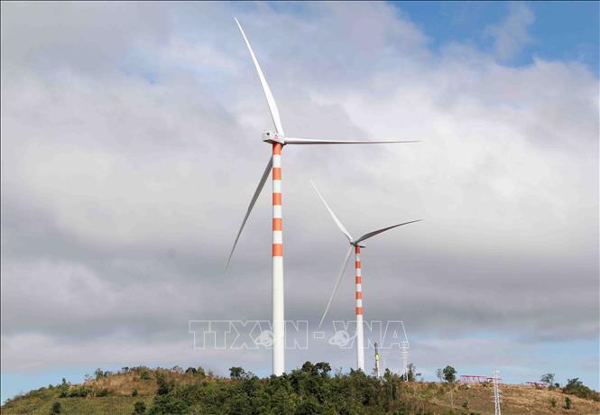 Gia Lai quy hoạch phát triển điện gió