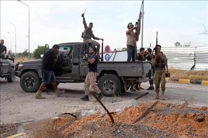 Khả năng Ai Cập can thiệp quân sự vào Libya