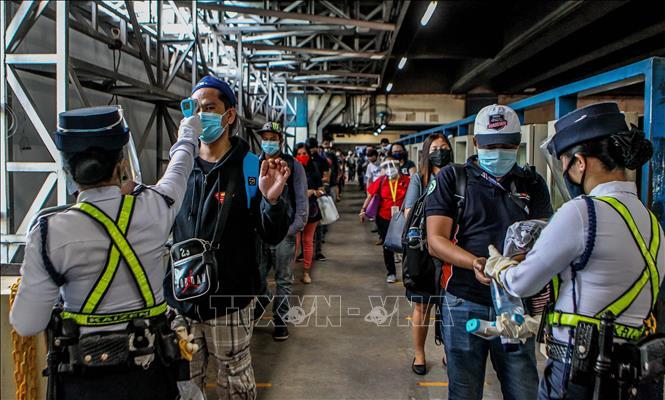 Philippines thêm 634 ca, Indonesia thêm 1.591 ca mắc COVID-19