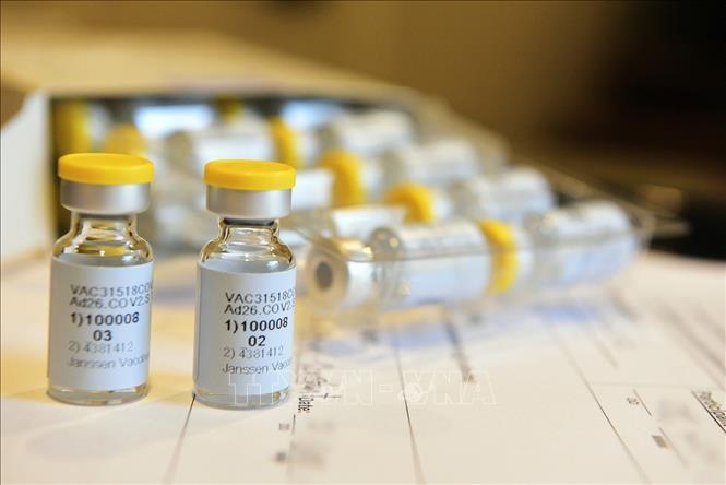 EU ký hợp đồng mua vaccine ngừa COVID-19 của Johnson & Johnson
