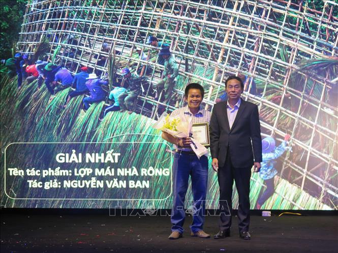 Khai mạc triển lãm và trao giải 'Ảnh đẹp du lịch Kon Tum' năm 2020