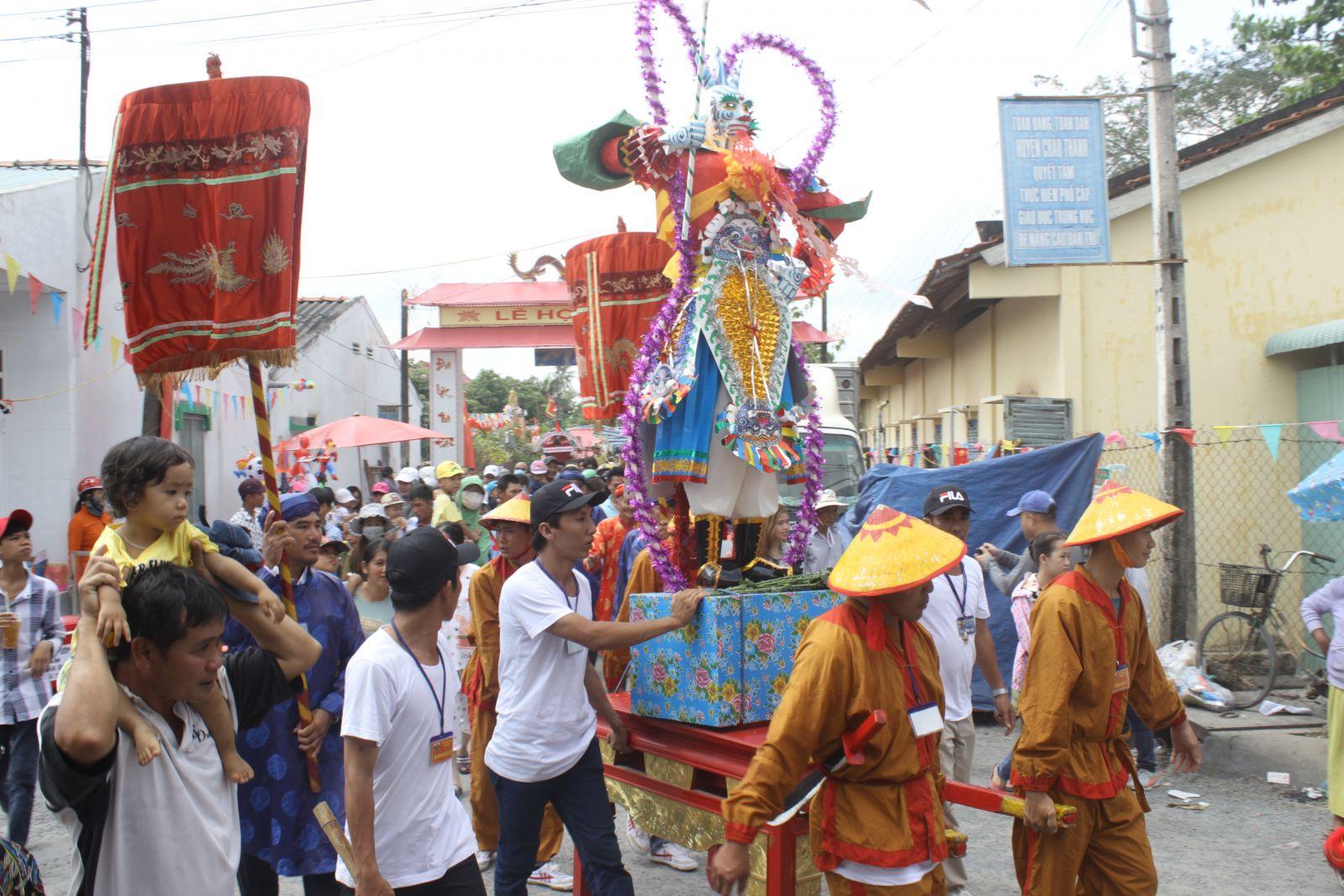 Tạm dừng tổ chức lễ hội trên địa bàn tỉnh Long An