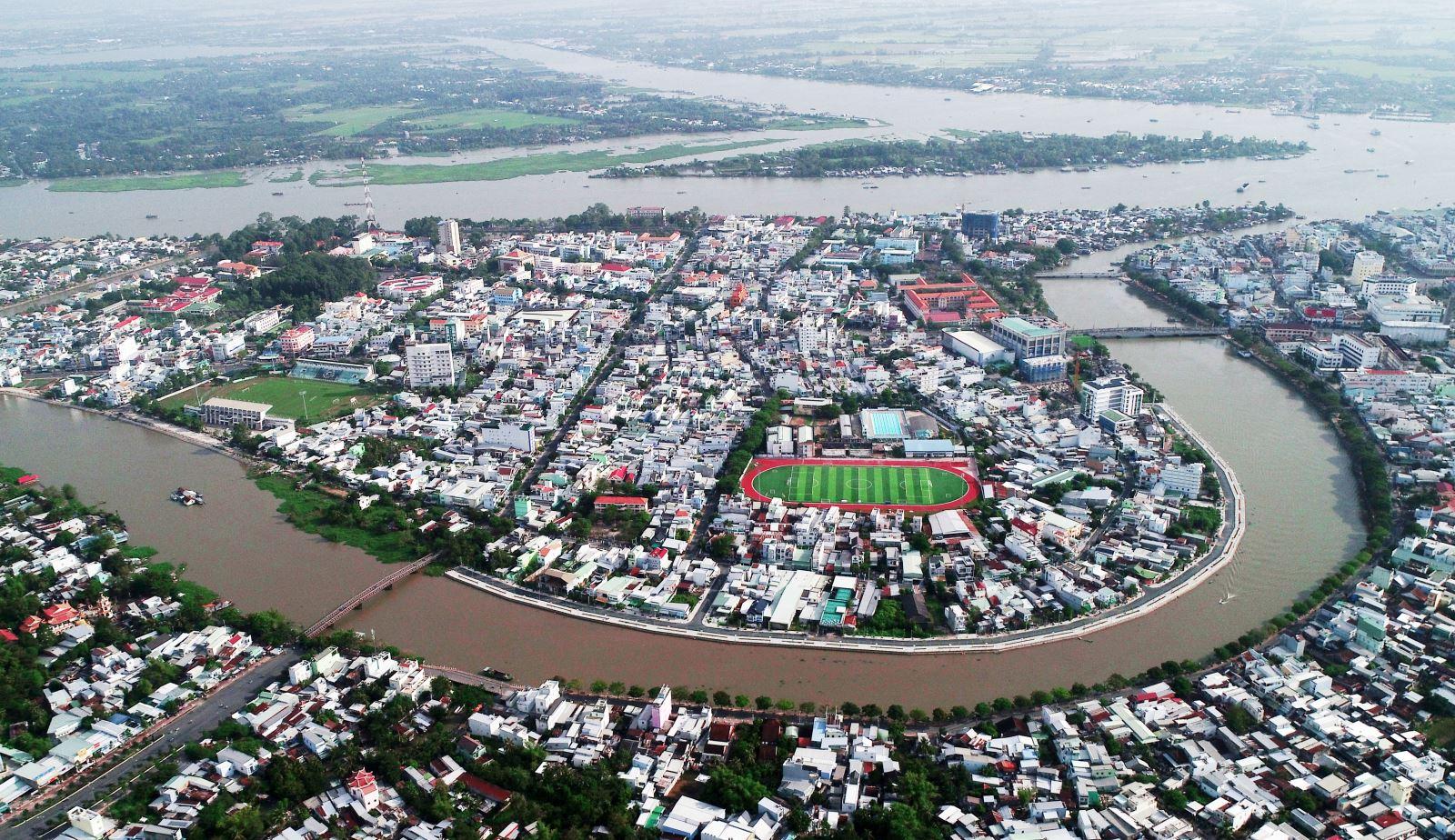 Kinh tế An Giang tiếp tục tăng trưởng mạnh trong năm 2021 | baotintuc.vn