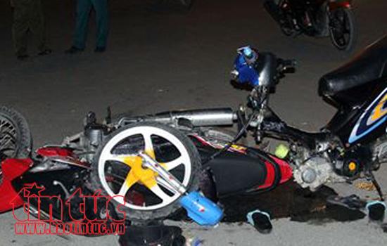 Thanh Hóa: Đưa con đi khám bệnh, vợ chồng tử vong do tai nạn giao thông