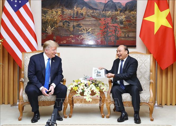 Tổng thống Donald Trump cảm ơn Việt Nam hỗ trợ chu đáo cho Hội nghị thượng đỉnh Mỹ - Triều Tiên