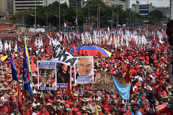 Venezuela kêu gọi quốc tế đoàn kết vì hòa bình tại châu Mỹ