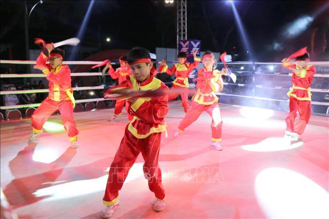 Sức mạnh võ thuật Việt Nam - Bài 1: Tinh hoa dân tộc gắn với xây dựng và bảo vệ đất nước - Ảnh 1
