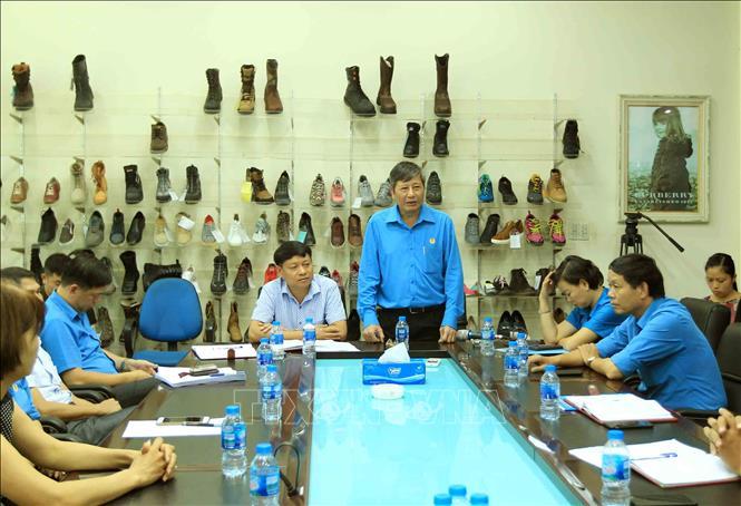 Ưu tiên bảo đảm quyền lợi cho người lao động tại Công ty KaiYang