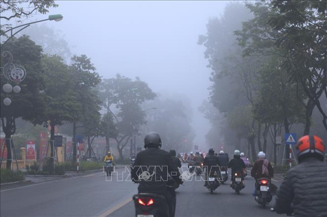 Thời tiết ngày 8/4: Bắc Bộ trời rét, Tây Nguyên và Nam Bộ cục bộ có mưa vừa, mưa to