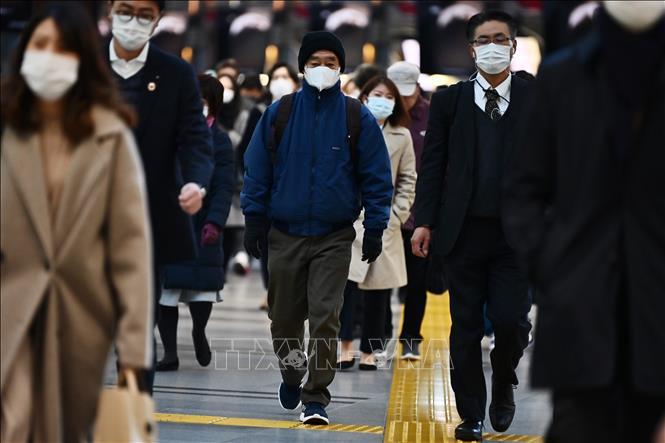 Nhật Bản, Singapore và Séc xác nhận thêm các trường hợp nhiễm mới SARS-CoV-2
