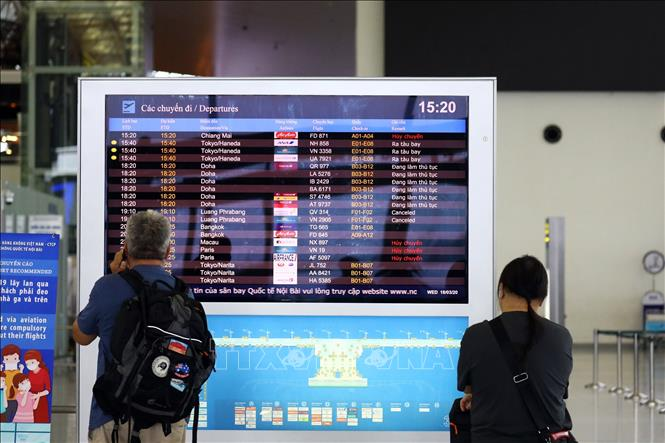 Các hãng hàng không được khai thác đủ tải, bỏ giãn cách chỗ ngồi từ 0 giờ ngày 7/5