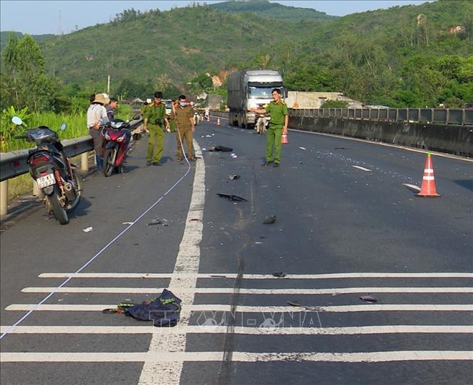 Tìm ra thủ phạm gây tai nạn chết người tại Phú Yên rồi bỏ trốn