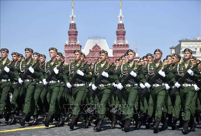 Bộ Nội vụ Belarus và Vệ binh Quốc gia Nga hợp tác trong nhiều lĩnh vực - giáeurohômnay