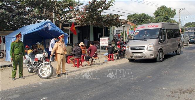 Phú Yên nỗ lực ngăn chặn dịch COVID-19 xâm nhập