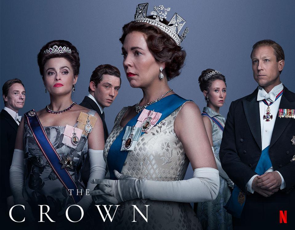 Quả cầu Vàng 2021: 'The Crown' liên tiếp đoạt 4 giải thưởng   baotintuc.vn