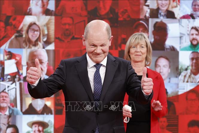 Bộ trưởng Tài chính Olaf Scholz được đề cử làm ứng cử viên thủ tướng Đức