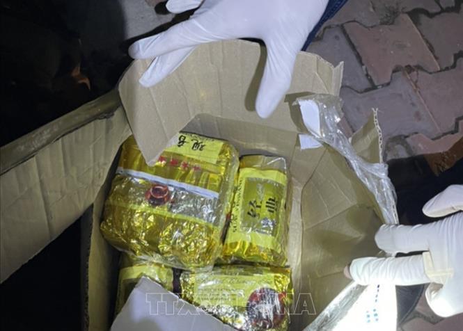 Triệt phá tổ chức tội phạm ma túy đặc biệt nguy hiểm do người Đài Loan điều hành