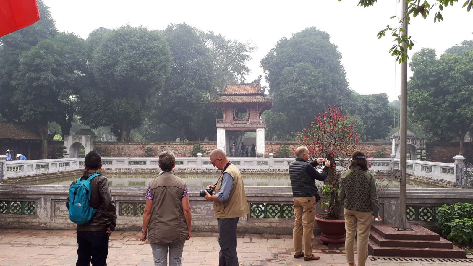 Cơ hội quảng bá hình ảnh du lịch Hà Nội