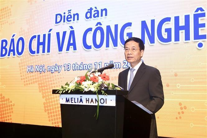 Công nghệ số sẽ giúp báo chí Việt Nam thay đổi
