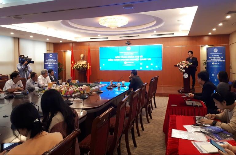 Ra mắt nền tảng quản trị doanh nghiệp toàn diện của Việt Nam