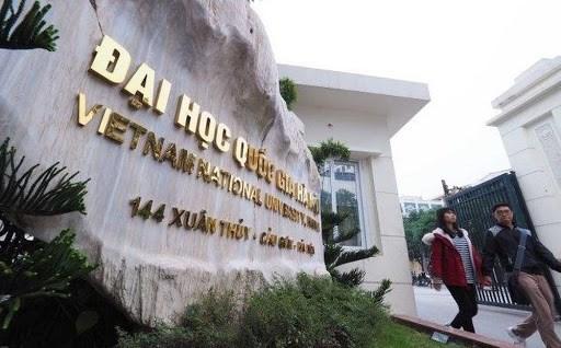 Năm ngành đào tạo của Đại học Quốc gia Hà Nội được QS thế giới 2021 xếp hạng