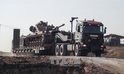 Mỹ khẳng định sớm triển khai 'vùng an toàn' tại Syria