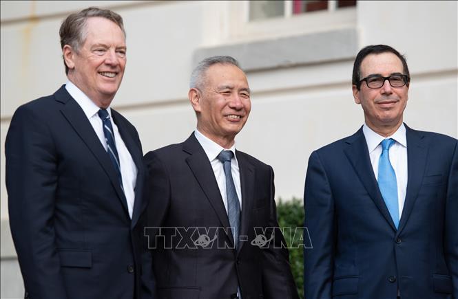Trung Quốc sẽ làm việc với Mỹ để giải quyết các quan ngại về thương mại